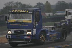 Graham Powell Ford n°15 : Graham Powell