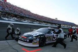 Pitstop for Bobby Gerhart