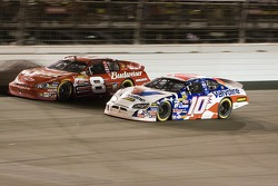 Dale Earnhardt Jr. and Scott Riggs