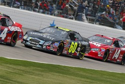 Carl Edwards and Ted Musgrave