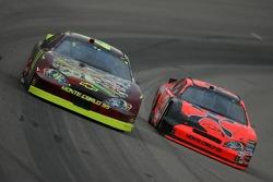 Terry Labonte and Jeff Burton