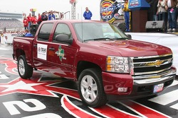 Le nouveau pick-up Silverado de Terry Labonte