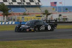La Pontiac Crawford n°2 du Howard Motorsports : Andy Wallace, Butch Leitzinger