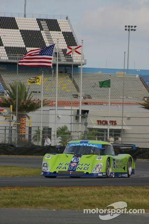 La Pontiac Riley n°76 du Krohn Racing : Colin Braun
