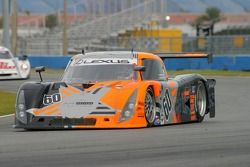 La Lexus Riley n°60 du Michael Shank Racing : Mark Patterson, Oswaldo Negri, Helio Castroneves