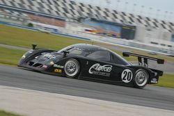 La Pontiac Crawford n°20 du Howard Motorsports : Andy Wallace, Butch Leitzinger