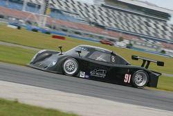 La Pontiac Riley n°91 du Riley Motorsports : Jim Matthews, Marc Goossens