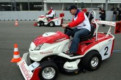 Journée des RP, Mountfield Cup on Tractors : Tomas Enge