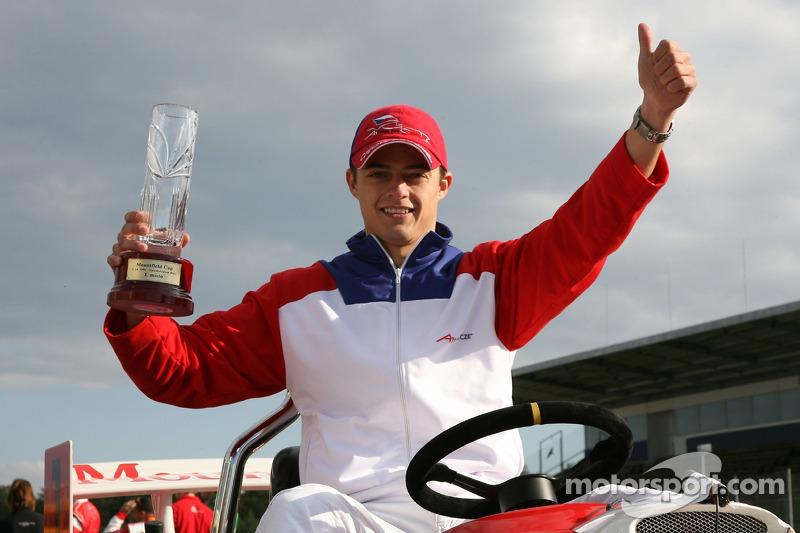 Journée des RP, Mountfield Cup on Tractors : Le vainqueur Tomas Kostka