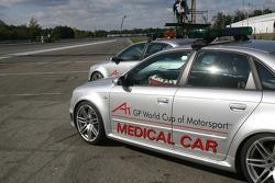 Voiture médicale Audi