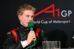 Conférence de presse : Nico Hülkenberg