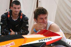 Jordi Viladoms et Marc Coma