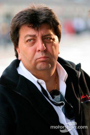 Tony Teixeira, A1GP