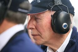 John Surtees of A1Team Great Britain