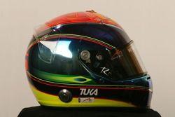 Helmet of Tuka Rocha