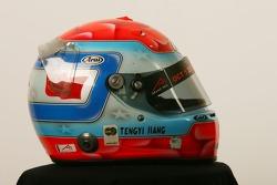 Helmet of Tengyi Jiang
