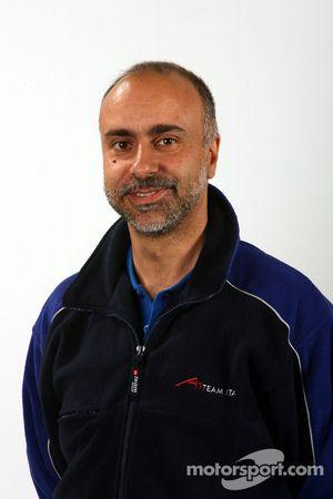 Глава команды Италии в чемпионате A1 GP Пьеркарло Гинцани