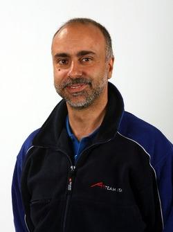 Piercarlo Ghinzani, Seat Holder A1GP Team Italië