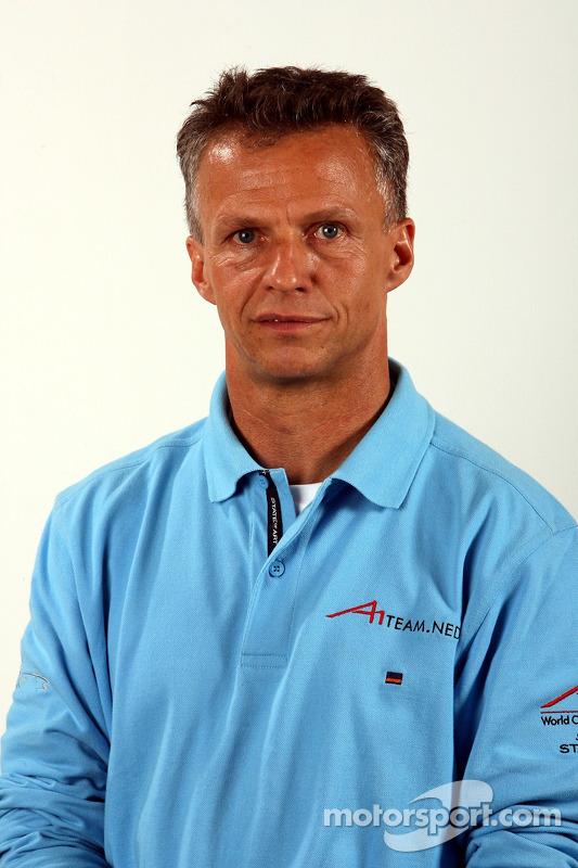 Jan Lammers, Seat Holder A1GP Team Nederland