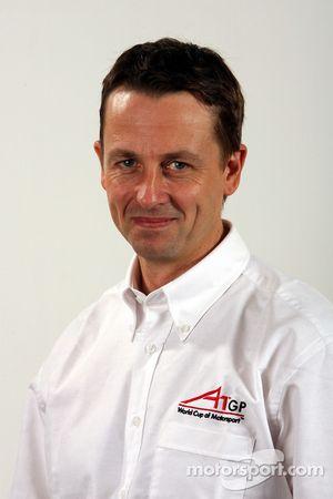Ben Edwards, TV-presentator