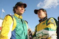Tuka Rocha and Rubens Carrapatoso