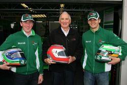 John O'Hara met John Watson en Michael Devaney
