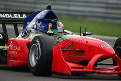 Winnaar race 1, Adrian Zaugg