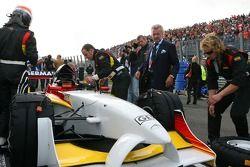 Willi Weber, Seat Holder A1GP Team Duitsland