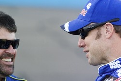 Jeff Green and Matt Kenseth