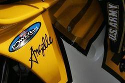 The bike of Angelle Sampey