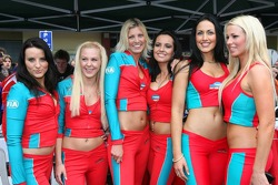 Rally New Zealand girls