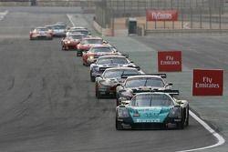 #2 Vitaphone Racing Team Maserati MC 12 GT1: Jamie Davies, Thomas Biagi, Vincent Vosse