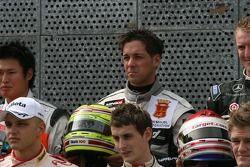 F3 drivers photoshoot: James Winslow, Mauro Massironi, Oliver Jarvis