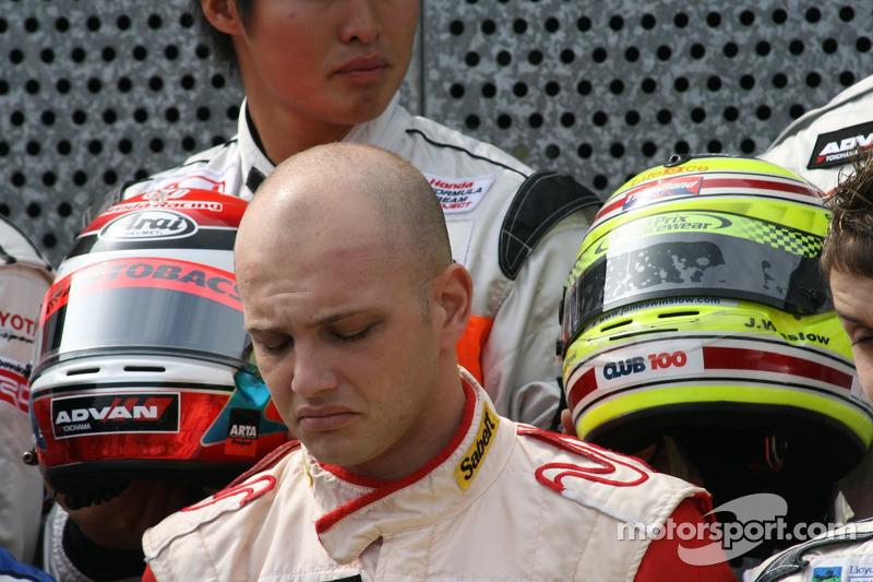 F3 drivers photoshoot: Mauro Massironi