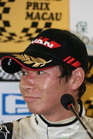 Press conference: Kamui Kobayashi