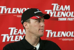 Press conference for Tylenol's expanded support for NASCAR: Kevin Harvick