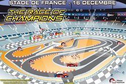 La pista de la Carrera de Campeones 2006