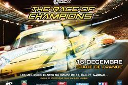 El poster de la Carrera de Campeones 2006