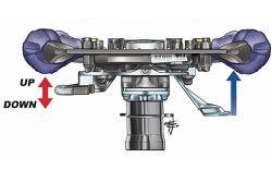 Technical illustration, direksiyon for Alex Zanardi