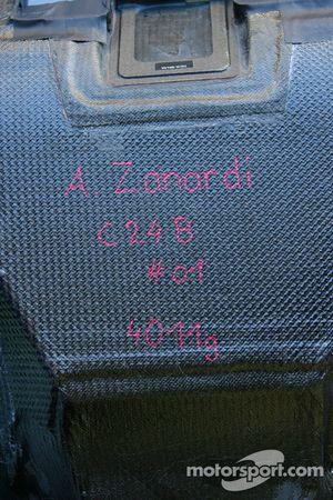 Seat, Alex Zanardi