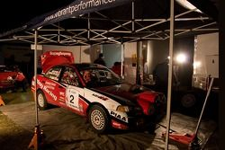 1997 Mitsubishi Lancer Evo IV N°2 : Andrew Comrie-Picard, Marc Goldfarb