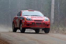 #1 2003 Hyundai Tiburon: Antoine L'Estage, Nathalie Richard