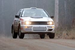 #11 VW Rally Golf AWD de 1994: Peter Reilly, Ray Felice