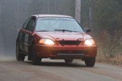 #14 Honda LX de 1998: Maxime Labrie, Jean-François Guité