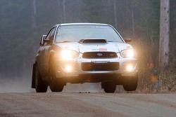 #17 2007 Subaru Impreza STi: Robert Jekosz,
