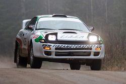 Toyota Celica GT4 1990 : Tibor Kertes, Malcolm Swann