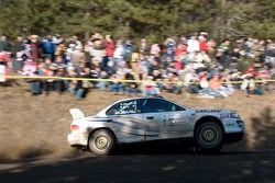 #12 Subaru Impreza de 1996: Richard Wong, Dave Shindle