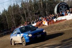 Subaru WRX 2002 : Raymond Dapeng Wang, Bryan Kianbo Jin