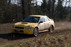 Subaru Impreza WRX 2002 : Alan Ryall, Bruce Leonard