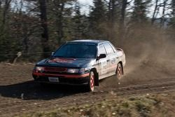 Subaru Legacy 1992 : Nicola Narini, Massimo Narini